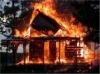 Burning House Image