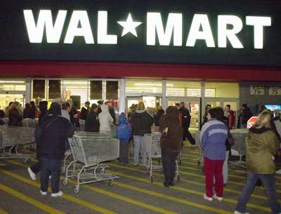 Wal mart financial analysis fin515