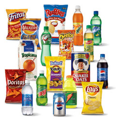 pepsico inc company and its food and beverage brands Pepsico inc said it would boost advertising for its cola brands in the us  food  unit and in overseas markets offset sluggish demand for drinks.
