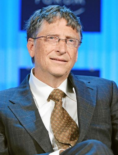 Bill Gates 2012 World Economic Forum