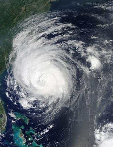 Hurricane Earl, 2010