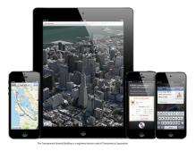 Apple mobile/touch devices