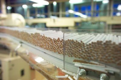 philip morris cigarette manufacturing