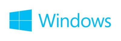 Windows logo (cyan)