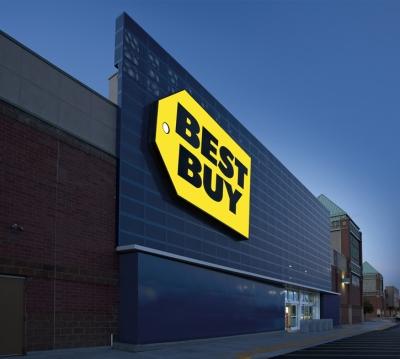 BestBuy storefront OK