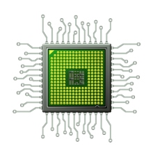 Chip photo