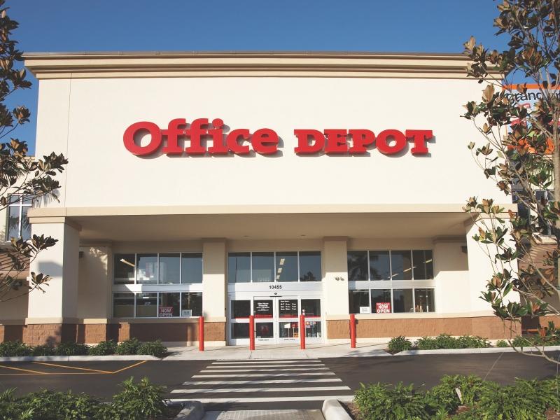 24 7 wall st blog archive officemax merger with office depot creative destruction wins - Office depot saint gregoire ...