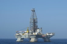 Offshore drill rig