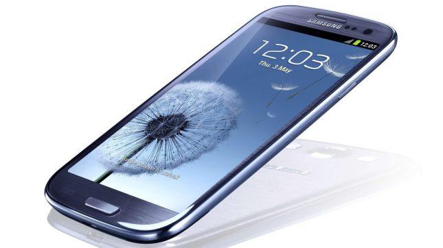 Samsun galaxy s3 phone
