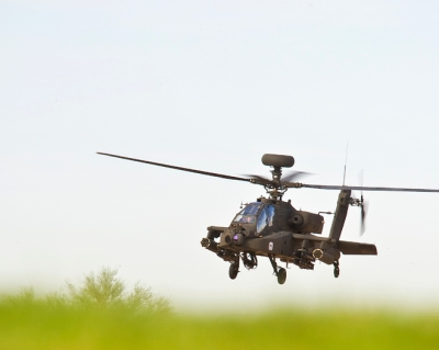Apache Block III Ceremony and First Flight