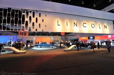 Lincoln 2012 LA show