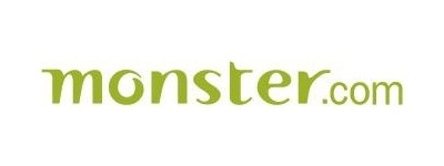 MONSTER Logo Green