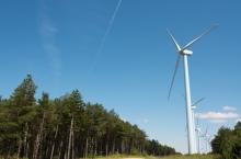 onshore wind farm