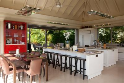 Open Entertaining Kitchen - Sibarth - StBarthTOP - Copy