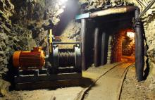 underground mining
