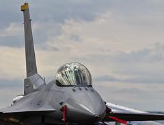 LMT F-16 airplane