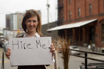 Hire Me!