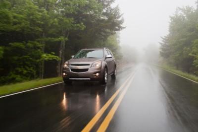 Chevy SUV 2013