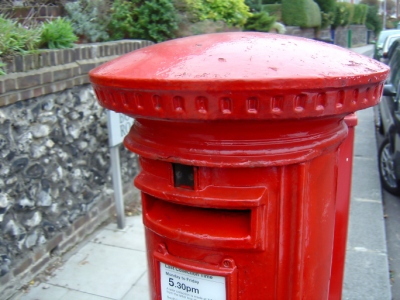 Royal Mail box
