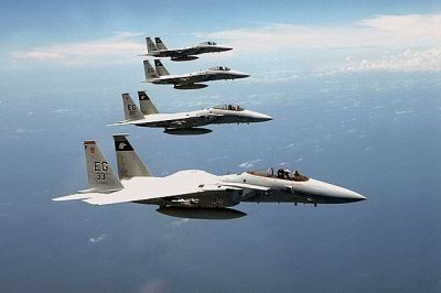 Boeing F15 Fighter