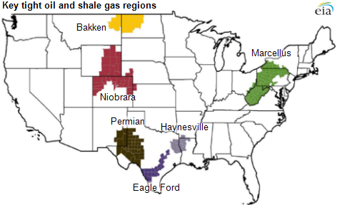 Shale More Proof of US Energy Independence 247 Wall St
