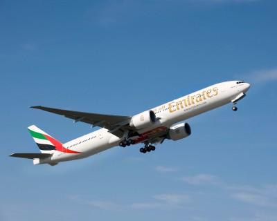 Boeing 777 Emirates