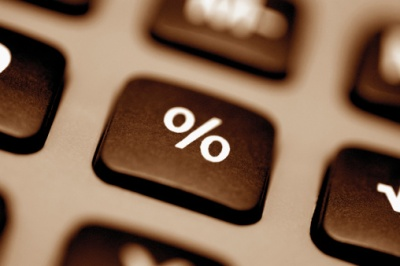 percent sign button