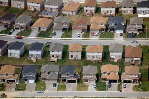 Home price index model