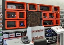 RadioShack Speaker Wall