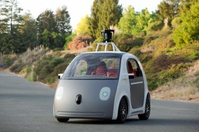 Google Driverless Car Proto