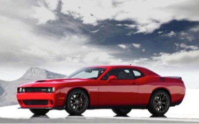 Hellcat Dodge Challenger