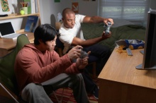 gaming, gamers