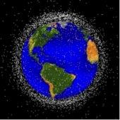 earth'sorbitaldebriscloud