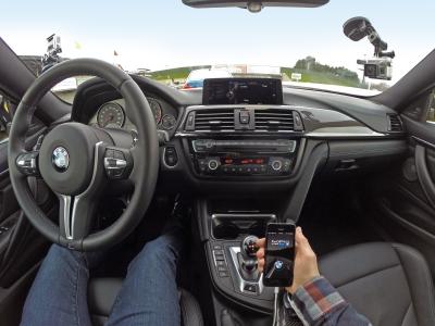 BMW GoPro