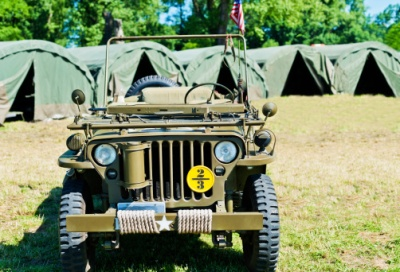 Jeep 1940s