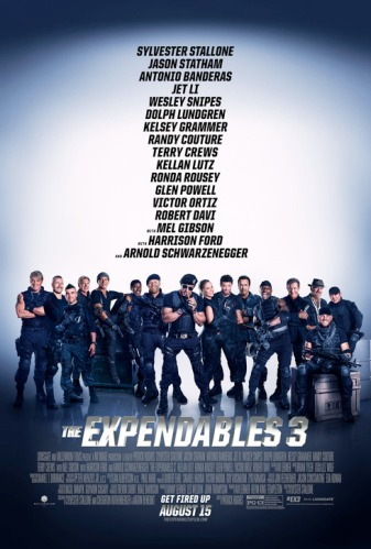 Expendables 3-poster