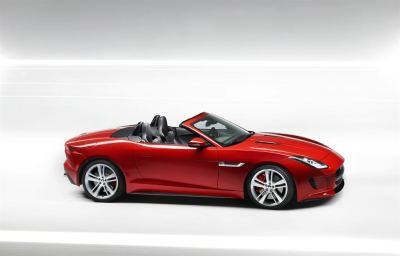 Jaguar F-type 2014