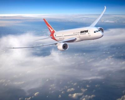 787 Dreamliner Qantas