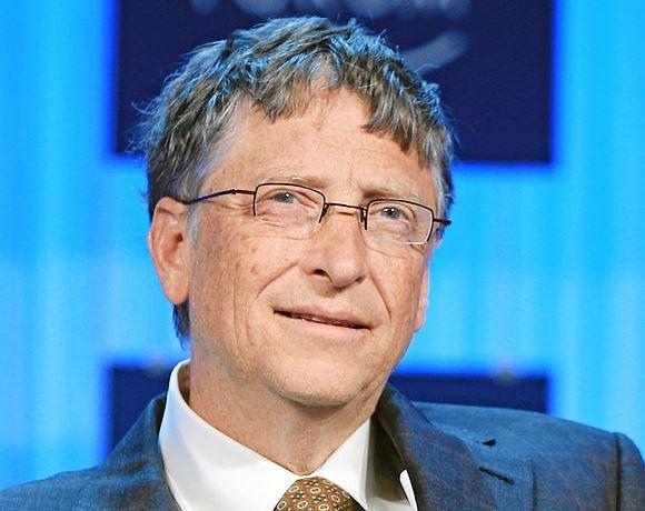 Bill Gates 2012 World Economic Forum