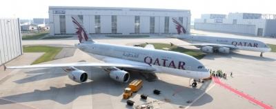 Qatar A380 Airbus