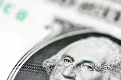 Money background. Close-up.