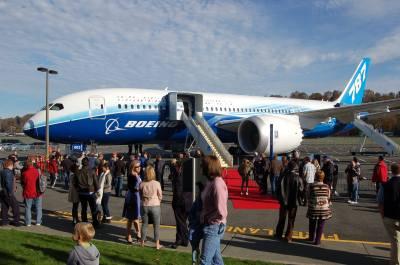 Boeing 787 museum copy