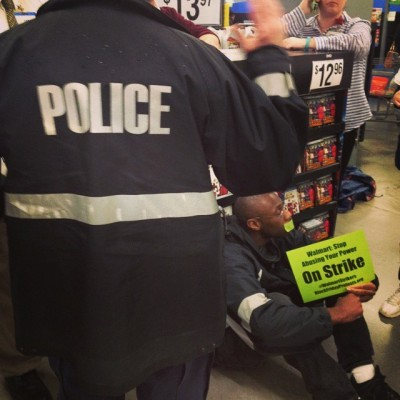 Walmart strike TG 2014