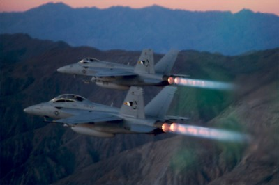 Boeing FA18 Super Hornet