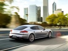 Porsche Panamera 2015 model
