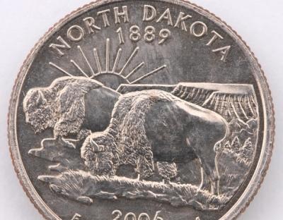 North Dakota State Quarter
