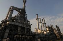 Shell Port Arthur TX refinery