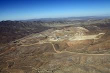 Molycorp Mountain Pass Mine
