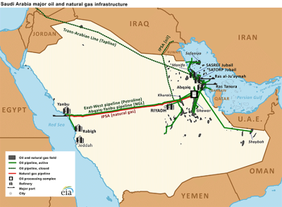 Saudi pipeline Yemen
