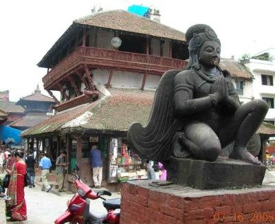 Nepal CIA World Factbook